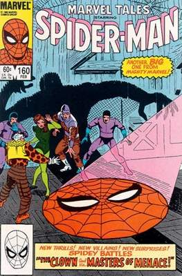Marvel Tales (Comic Book) #160