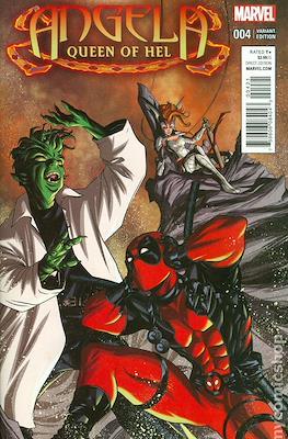 Angela: Queen of Hel (Variant Cover) (Comic Book) #4