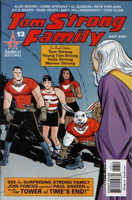 Tom Strong (Comic Book) #13