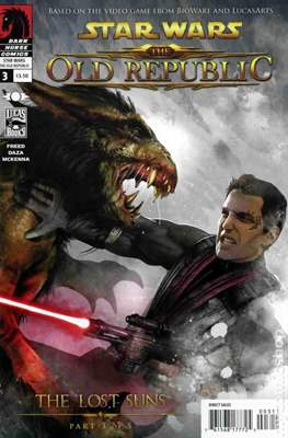 Star Wars - The Old Republic: The Lost Suns (2011) (Grapa) #3