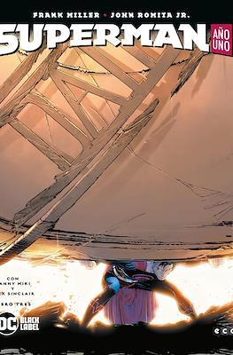 Superman Año Uno - DC Black Label (Cartoné 64 pp) #3