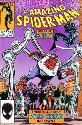 The Amazing Spider-Man Vol. 1 (1963-2007) (Comic-book) #263