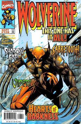 Wolverine (1988-2003) (Comic Book) #128