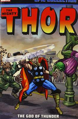 Thor Epic Collection (Softcover) #1