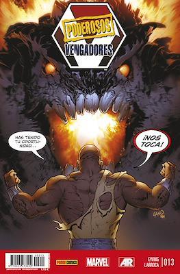Poderosos Vengadores / Capitán América y los Poderosos Vengadores (2013-2015) (Grapa.) #13