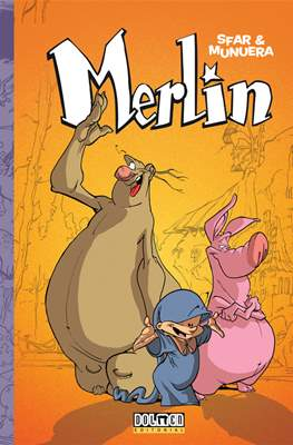Merlin (Cartoné 168 pp) #1