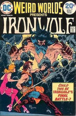 Weird Worlds Vol.1 (1972-1974) #10