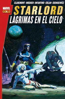 Starlord: Lágrimas en el Cielo. Marvel Gold