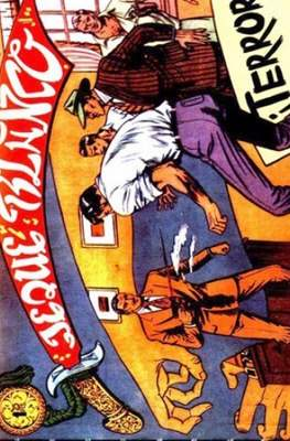 Jeque Blanco (Grapa 16 pp) #29