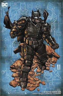 Detective Comics Vol. 1 (1937-2011; 2016- ... Variant Covers) (Cómic Book) #1002