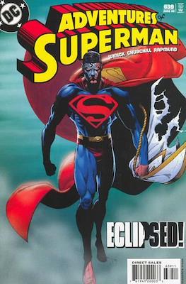 Superman Vol. 1 / Adventures of Superman Vol. 1 (1939-2011) (Comic Book) #639