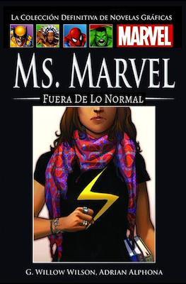 La Colección Definitiva de Novelas Gráficas Marvel (Cartoné) #145