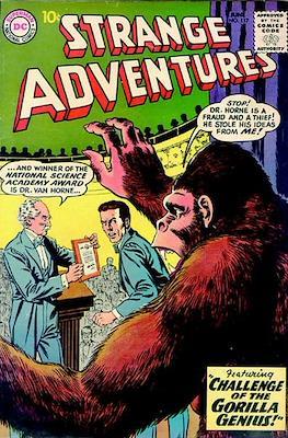 Strange Adventures (Comic Book) #117
