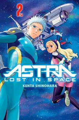 Astra Lost in Space (Rústica con sobrecubierta) #2