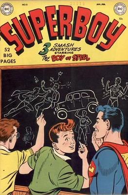 Superboy Vol.1 (1949-1977) #12