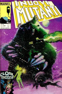 I Nuovi Mutanti (Spillato-brossurato) #16