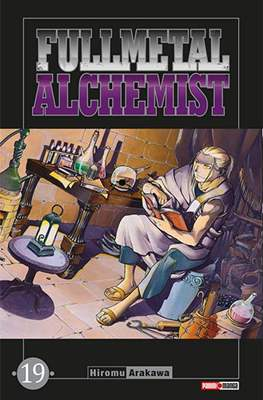 Fullmetal Alchemist (Rústica) #19