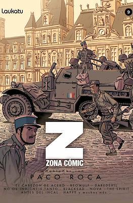 Zona Cómic (Grapa) #9