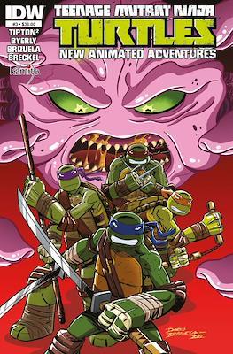 Teenage Mutant Ninja Turtles New Animated Adventures (Grapa) #3