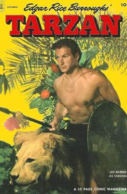 Tarzan (Comic-book) #36