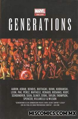 Generations - Marvel Deluxe