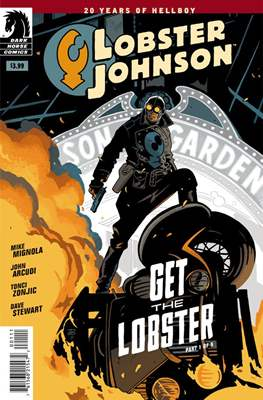 Lobster Johnson (Comic Book) #16