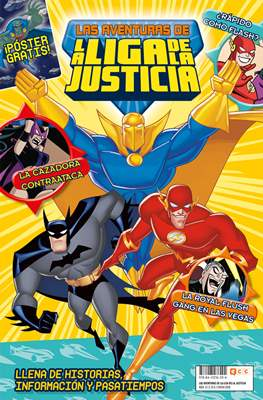 Las aventuras de la Liga de la Justicia #3