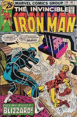 Iron Man Vol. 1 (1968-1996) (Comic book) #86