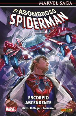 Marvel Saga: El Asombroso Spiderman (Cartoné) #52