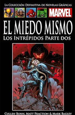 La Colección Definitiva de Novelas Gráficas Marvel (Cartoné) #109