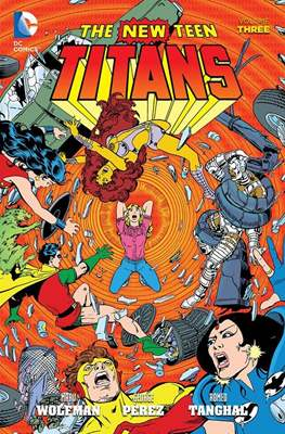 The New Teen Titans (Softcover) #3