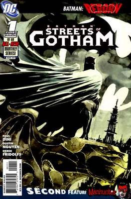 Batman: Streets of Gotham (2009-2011 Saddle-stitched) #1