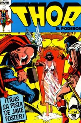 Thor, el Poderoso (1983-1987) (Grapa 36 pp) #23