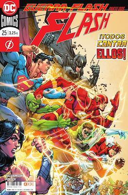 Flash. Nuevo Universo DC / Renacimiento (Rústica / Grapa.) #39/25