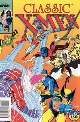 Classic X-Men Vol. 1 (1988-1992) (Grapa 32 pp) #12