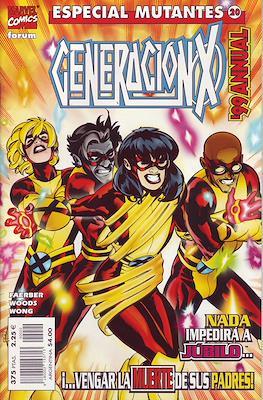 Especial Mutantes (Grapa 40-48 pp) #20