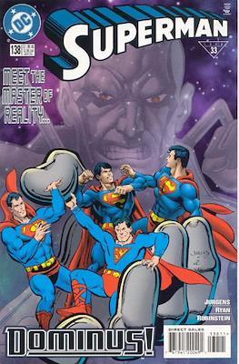 Superman Vol. 2 (1987-2006) (Comic Book) #138