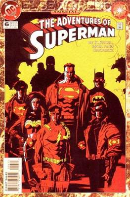 The Adventures of Superman Annual (Comic Book) #6