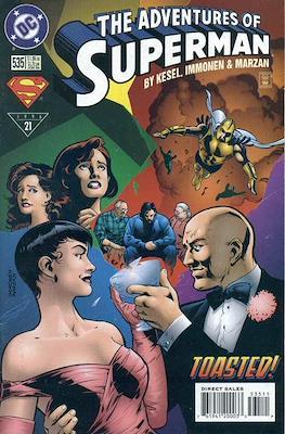 Superman Vol. 1 / Adventures of Superman Vol. 1 (1939-2011) (Comic Book) #535
