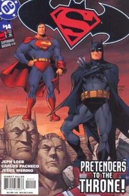 Superman / Batman (2003-2011) (saddle-stitched) #14