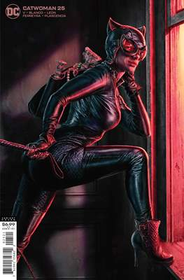 Catwoman Vol. 5 (2018- Variant Cover) #25