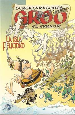 Groo el errante / Groo (1994-2008) (Rústica 96 pp) #3