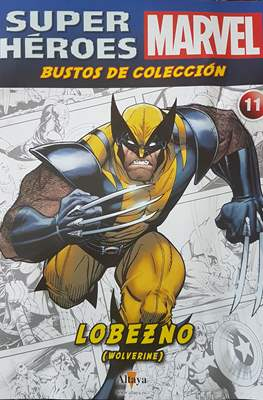 Super Héroes Marvel. Bustos de Colección #11