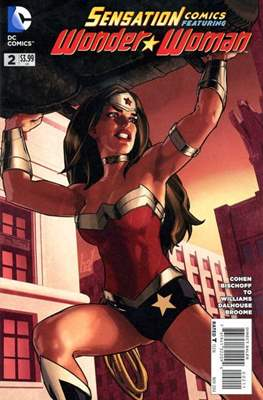 Sensation Comics Featuring Wonder Woman (2014-2016) #2