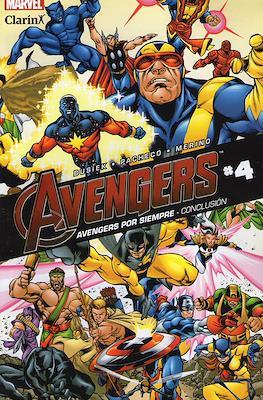 Colección Avengers (Rústica) #4