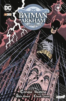 Batman de Arkham y otras leyendas. Otros mundos