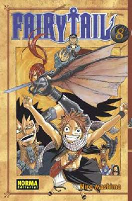 Fairy Tail #8