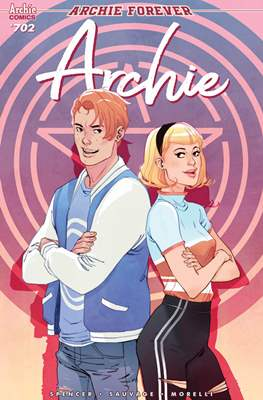 Archie (2015-) (Comic Book) #702