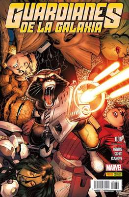 Guardianes de la Galaxia (2013-) (Grapa) #39