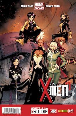 X-Men Vol. 4 / X-Men presenta (2011-2016) (Grapa 24 pp) #29